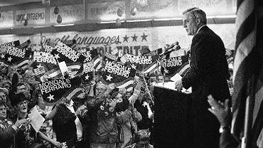 USA. Zmarł były wiceprezydent Walter Mondale. 'Najlepszy wiceprezydent w historii'