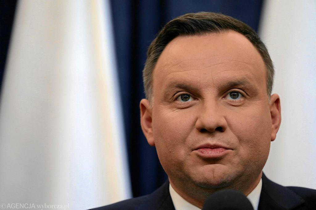20.12.2017, prezydent Andrzej Duda oświadczył, że podpisze ustawy o KRS i Sądzie Najwyższym.