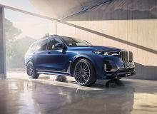 BMW Alpina XB7. Nowy SUV dołącza do gry o tron