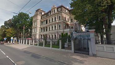 Ambasada Rosji w Rydze. Zdjęcie ilustracyjne