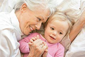 Pod opieką babci