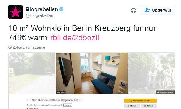 Mieszkania w Berlinie