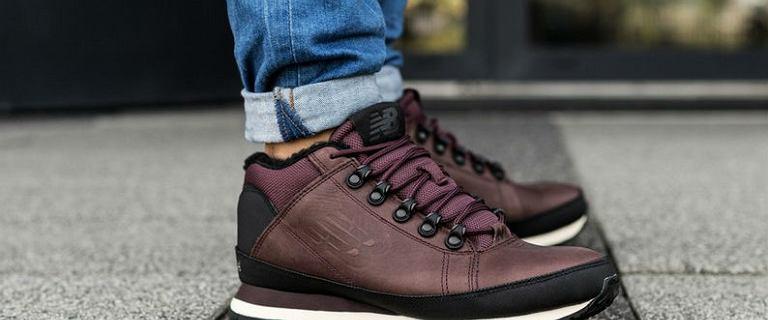 Najlepsze buty New Balance z wyprzedaży