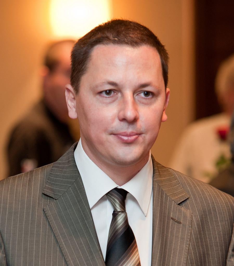 Grzegorz Kita, właściciel spółki Sport Management Polska