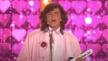 Lesław Żurek jako Thomas Anders Modern Talking