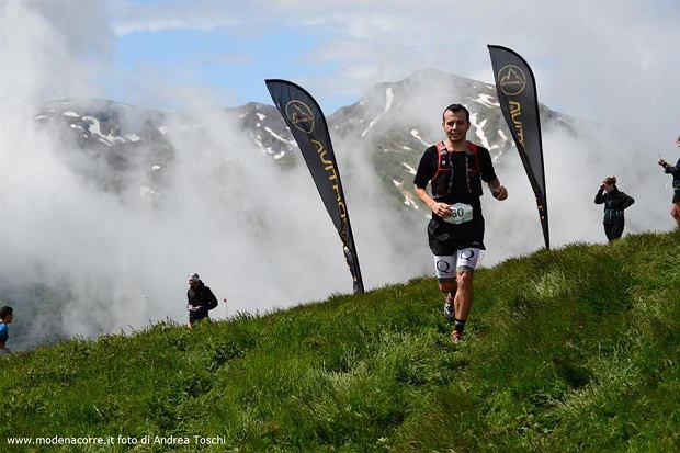 Chris Terzoni, włoski biegacz, bieganie, rezerwa energetyczna