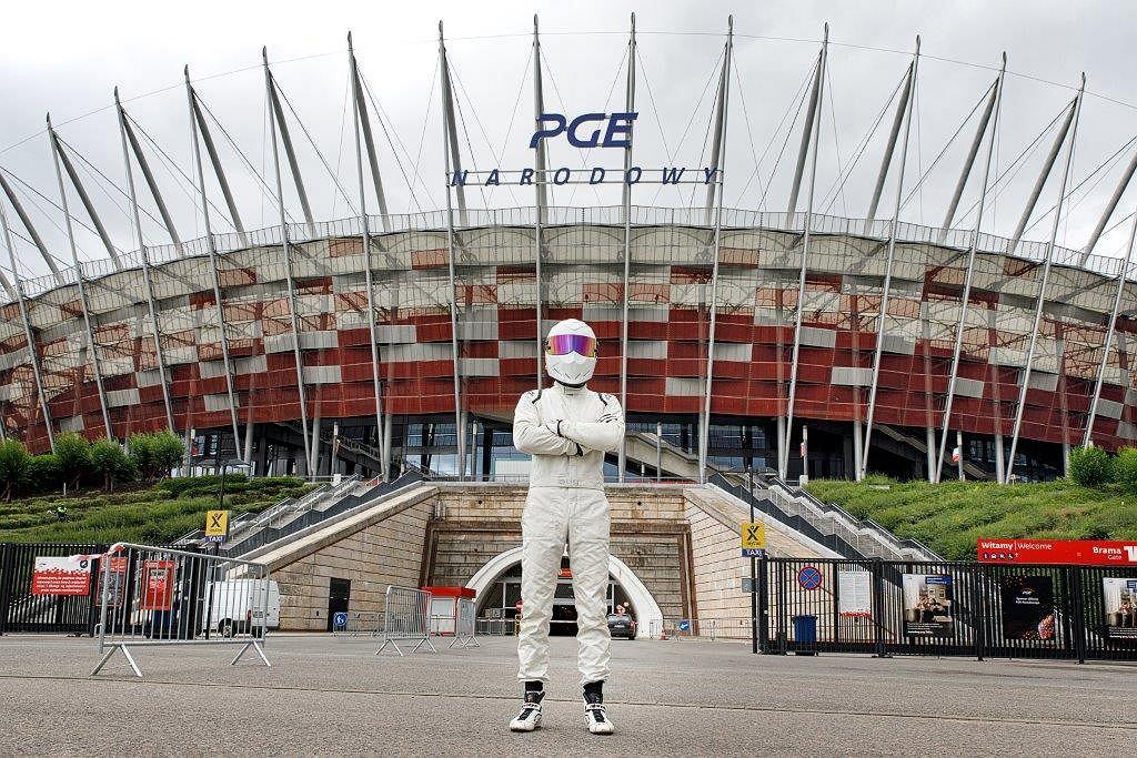 Stig w Polsce, Top Gear