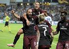 """Liga Europy. Emocje w """"derbach Red Bulla"""", Milan męczył się z Dudelange. Kiepski wieczór Polaków"""