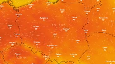 Prognoza pogody. Do Polski wracają upały. Już jutro 30 stopni