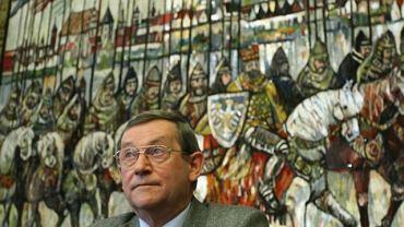 Rok 2008, Opole, Norman Davies na spotkaniu z czytelnikami