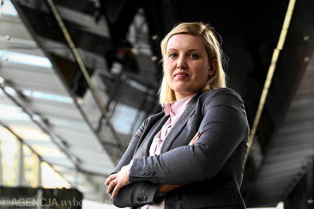 Kandydatka na prezesa ZUS Katarzyna Kalata wstrzymuje publikację protokołu z egzaminu