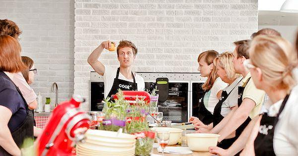 Kuchnia francuska po francusku w CookUp. Zajęcia prowadzi David Gaboriaud