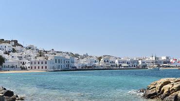 Grecja ma plan na przyciągnięcie turystów. Chce zaszczepić wszystkich mieszkańców lokalnych wysp