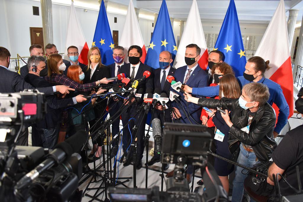 Marcin Wiącek zgłoszony na kandydata na RPO