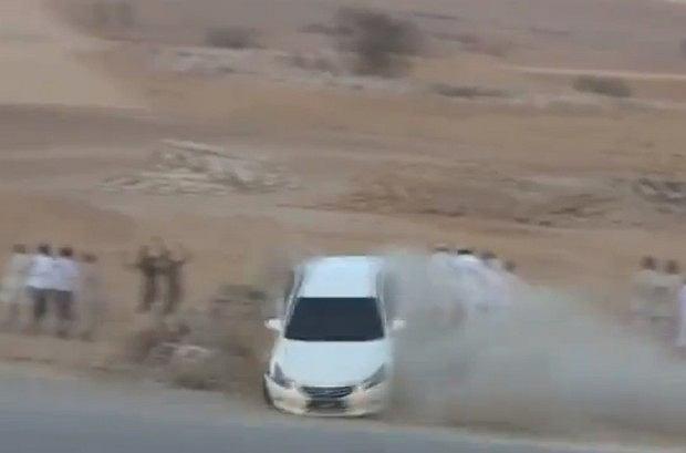 Nielegalni drifterzy to plaga w Arabii Saudyjskiej