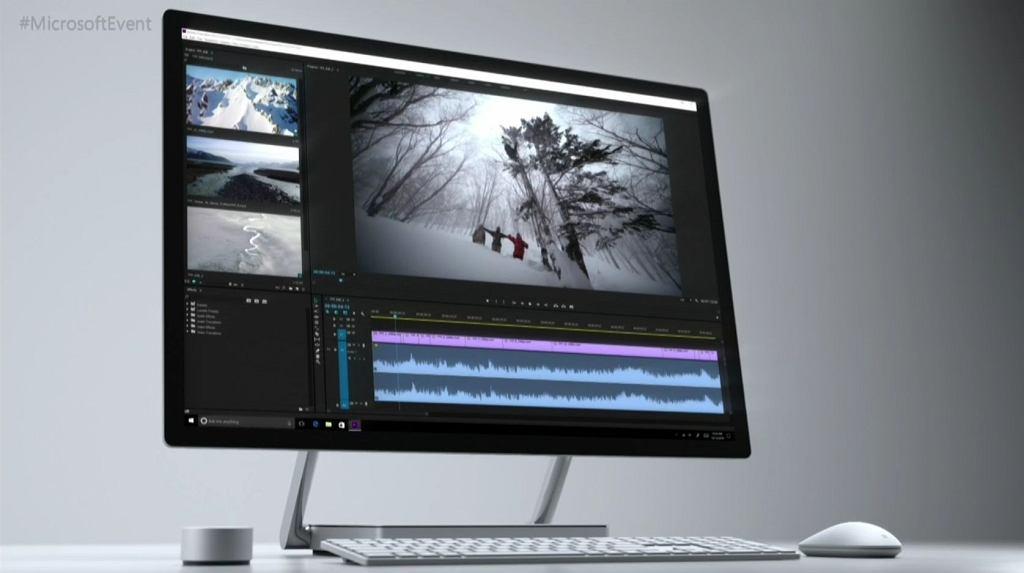 Komputer Surface Studio
