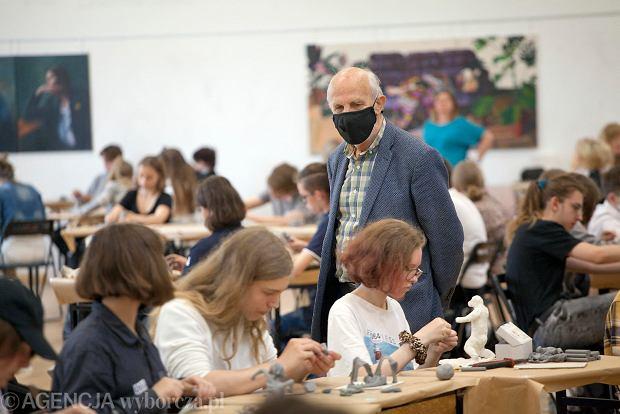 Zdjęcie numer 15 w galerii - W Gdyni odbyły się egzaminy wstępne do Liceum Sztuk Plastycznych [ZDJĘCIA]