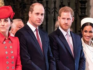 Książę i księżna Cambridge, książę i księżna Sussex