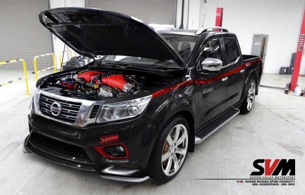 Nissan Navara SVM