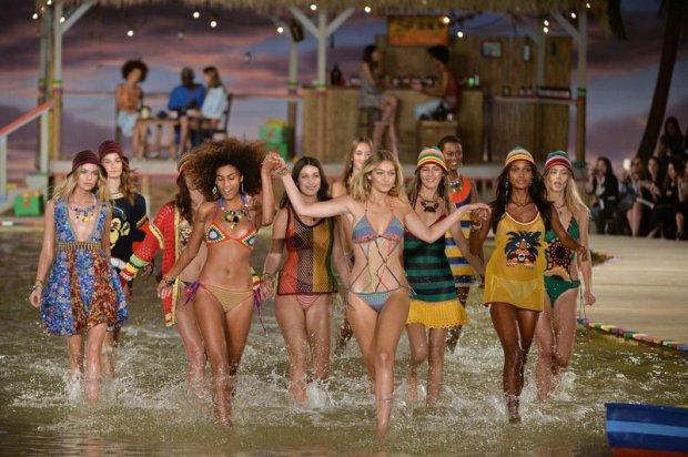 LTommy_Hilfiger    Ready to wear spring summer 2016 _New York september  2015