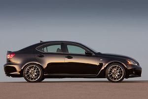 Lexus IS F   Ostatni egzemplarz z fabryki