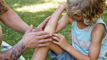 Pierwsza pomoc: udziel jej dziecku