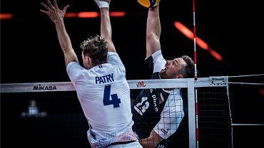 Polska przegrała z Francją 2:3 w meczu siatkarskiej Ligi Narodów.