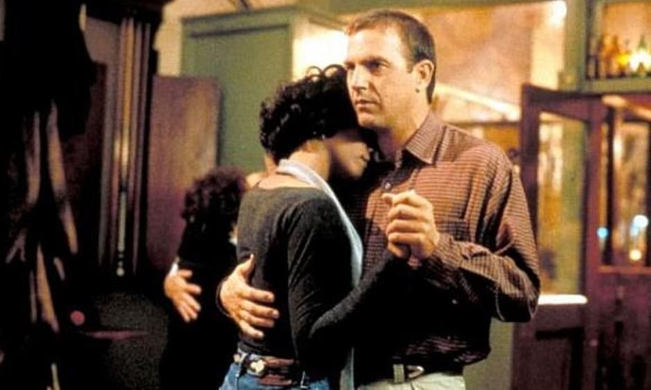 Kevin Cosnter i Whitney Houston