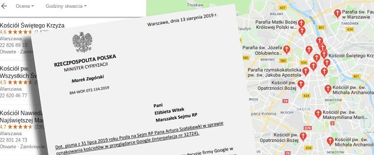 Poseł PiS prosi o interwencję w sprawie przeglądarki Google Chrome