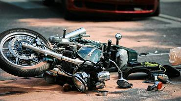 W wypadku zginął jeden motocyklista - zdjęcie ilustracyjne /  Fot. Tomasz Stańczak / Agencja Gazeta