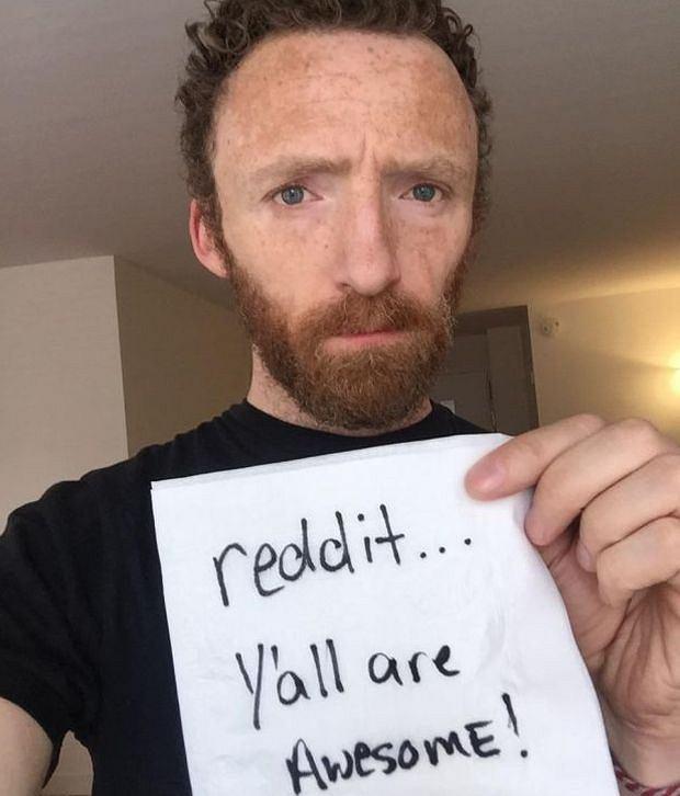 Van Gogh odnaleziony na Reddicie