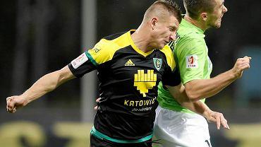 Maciej Bębenek z GKS Katowice