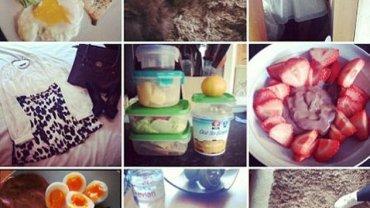 Zdrowy styl życia i posiłki fit - Jessica uwiecznia to wszystko na zdjęciach, którymi dzieli się na Instagramie
