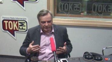 Jerzy Baczyński gościem TOK FM