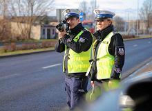 Elbląg. Policjanci zatrzymali kobietę, która jechała 117 km/h