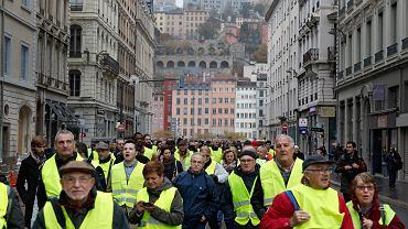 Protesty we Francji przeciwko podwyżkom cen paliw
