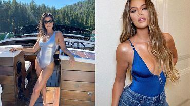 Kourtney i Khloe Kardashian