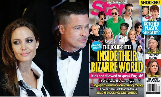 Jolie Pitt Stars