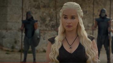 Daenerys Targaryen, Gra o tron