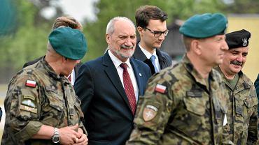 Antoni Macierewicz, Orzysz, 16.06.2017.
