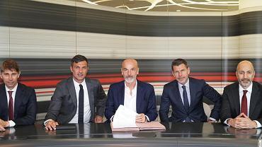Milan ogłosił nowego trenera!