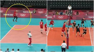 Polska - Japonia, siatkówka, IO Tokio