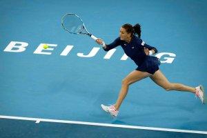 """Tenis. Radwańska trzecia w power rankingu i """"macha rakietą, jakby to była magiczna różdżka"""""""