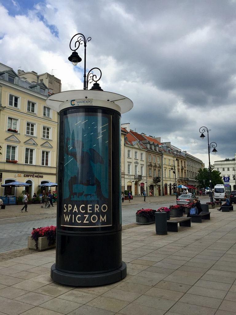 Nietypowe Plakaty Na Mieście Warszawa Dziękuje