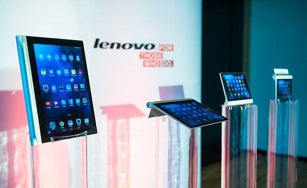 Akcje Lenovo spadały, ale mimo to spółka zanotowała zyski