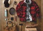 Moda męska na weekend za miastem: ciepło i wygodnie