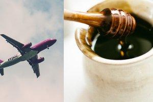 Z Warszawy do Brukseli za 4 litry miodu? Sprawdzamy ceny lotów w przeliczeniu na lokalne przysmaki