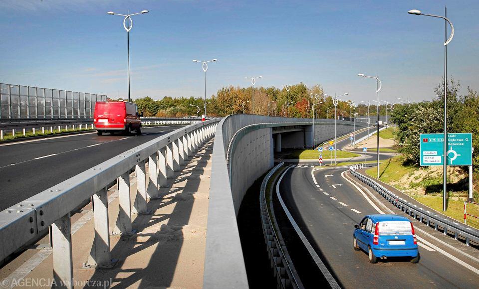 Tychy, Droga Krajowa nr 1 wyremontowana dzięki funduszom strukturalnym
