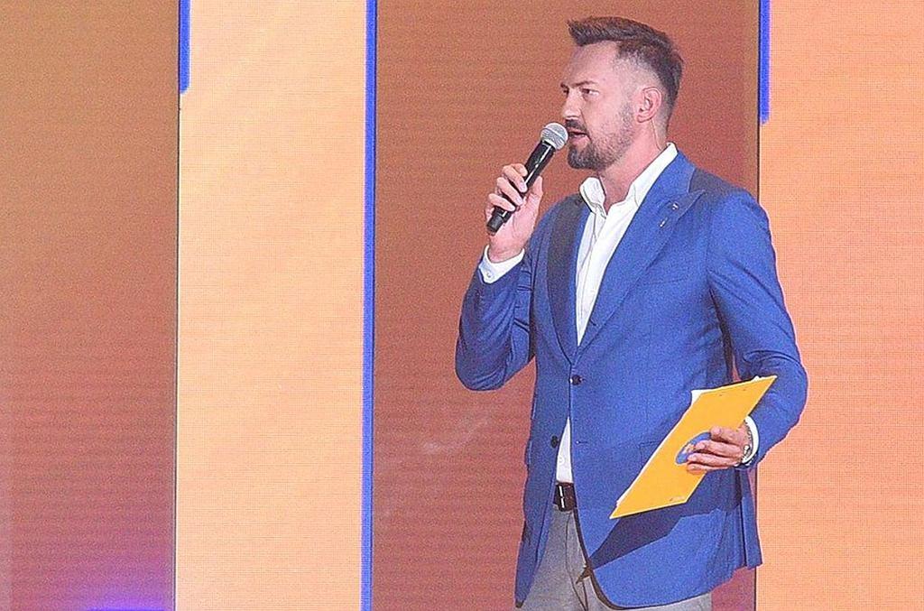 Jesienna ramówka TVN. Marcin Prokop