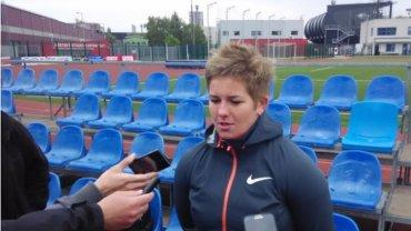 Anita Włodarczyk zapowiada olimpijskie złoto